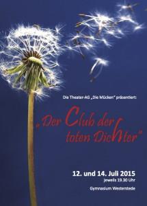 Plakat - Club der toten Dichter