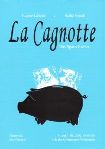 Plakat - Das Sparschwein