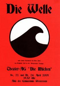 Plakat - Die Welle (2001)