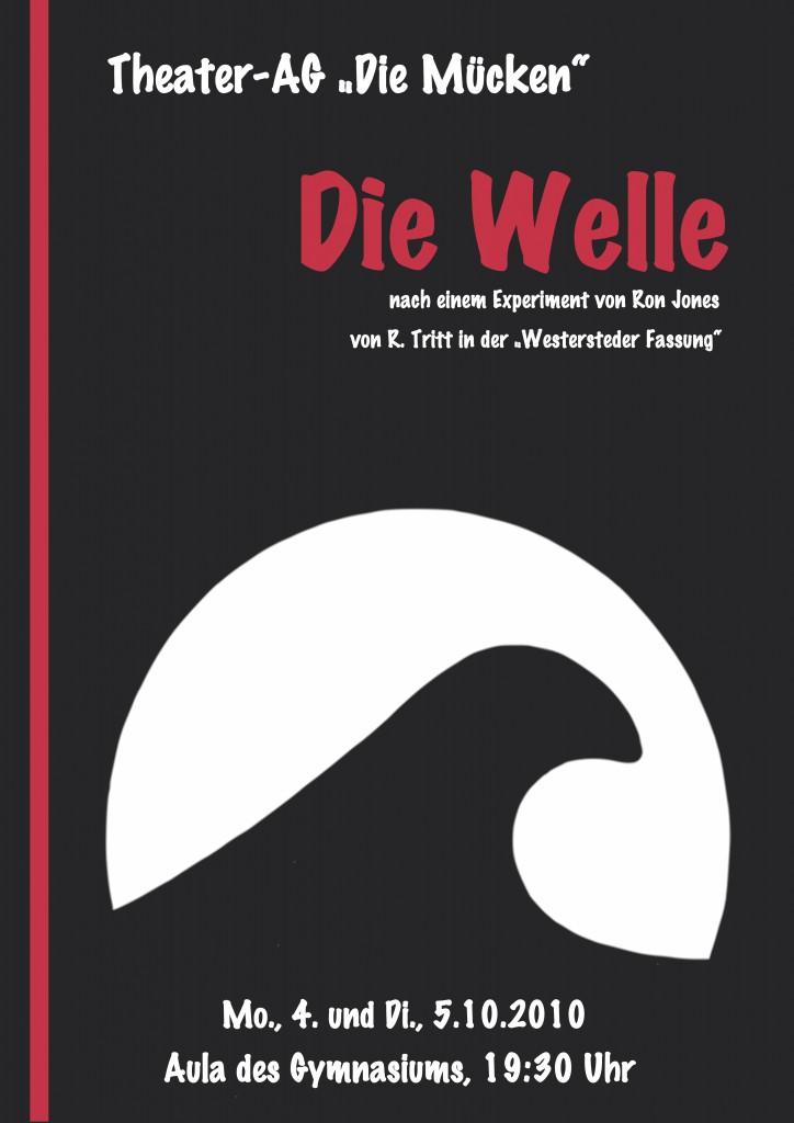 Plakat - Die Welle (2010)