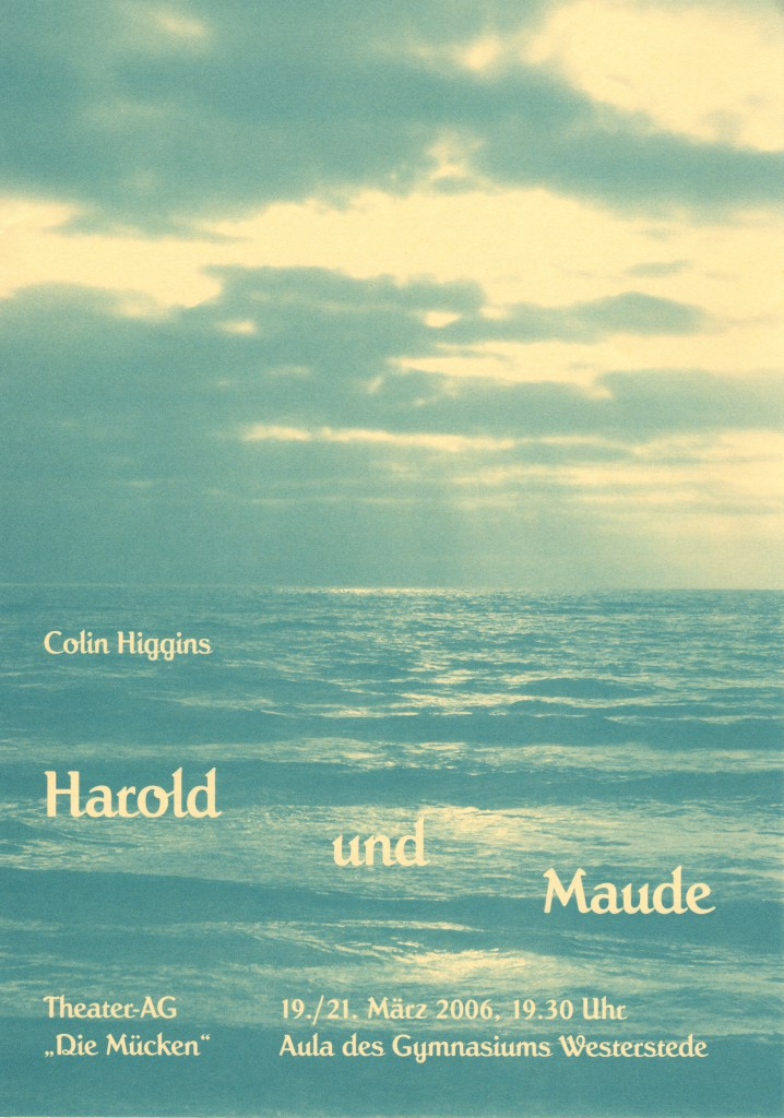 Plakat - Harold