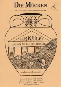 Plakat - Herkules