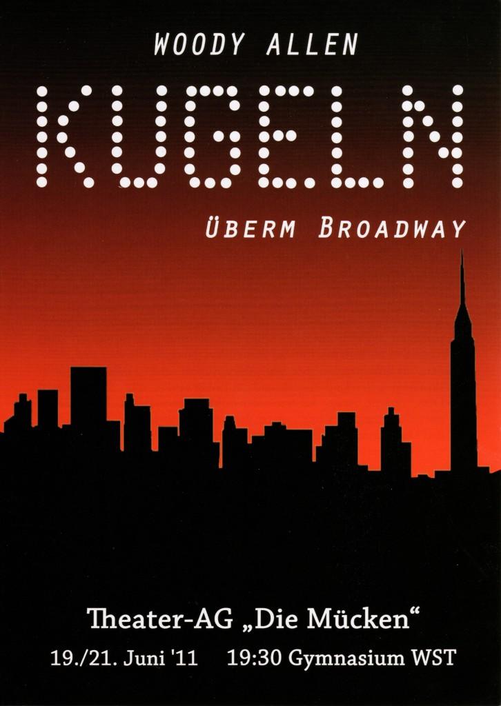 Plakat - Kugeln (2011)