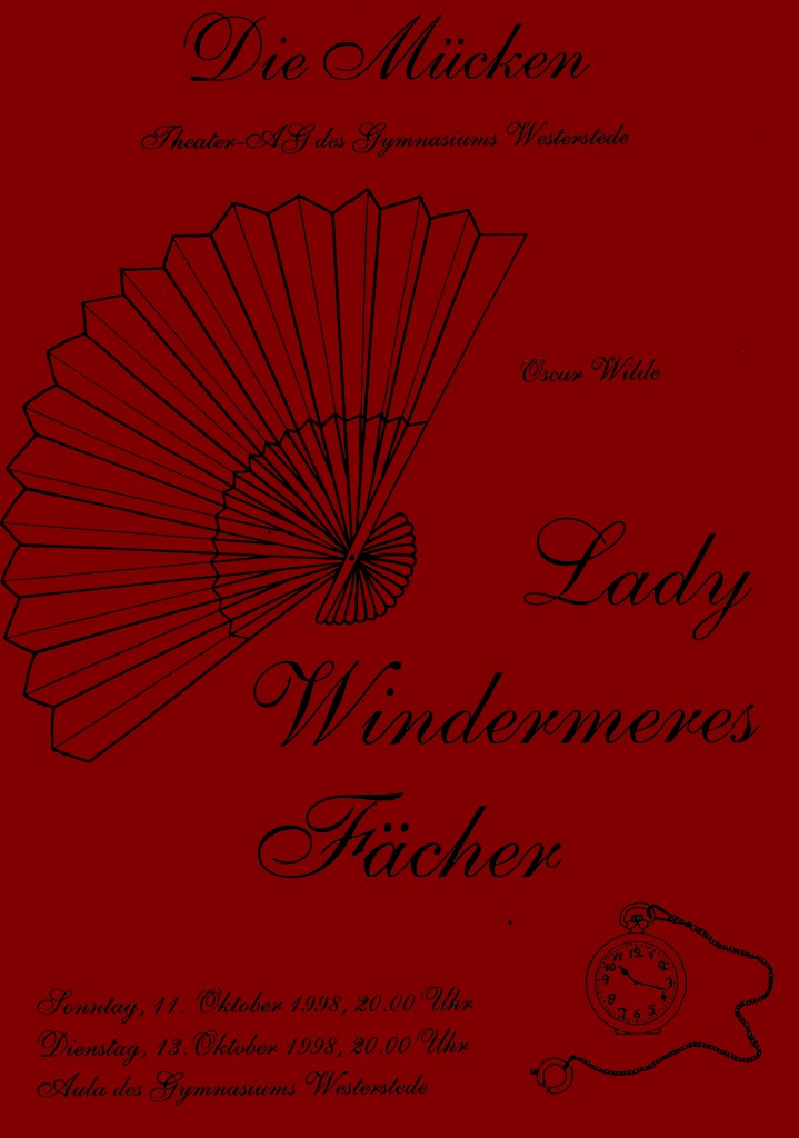 Plakat - Lady Windermere