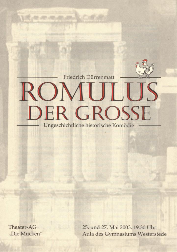Plakat - Romulus