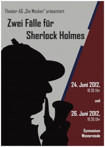 Plakat - Sherlock Holmes